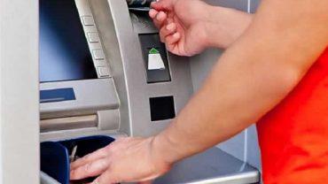 ziraat bankası avuç içi para çekme